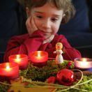 zlata nedela , adventny veniec , vianoce , tradicie , tradicia