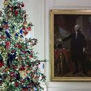 Biely dom, Vianoce, výzdoba