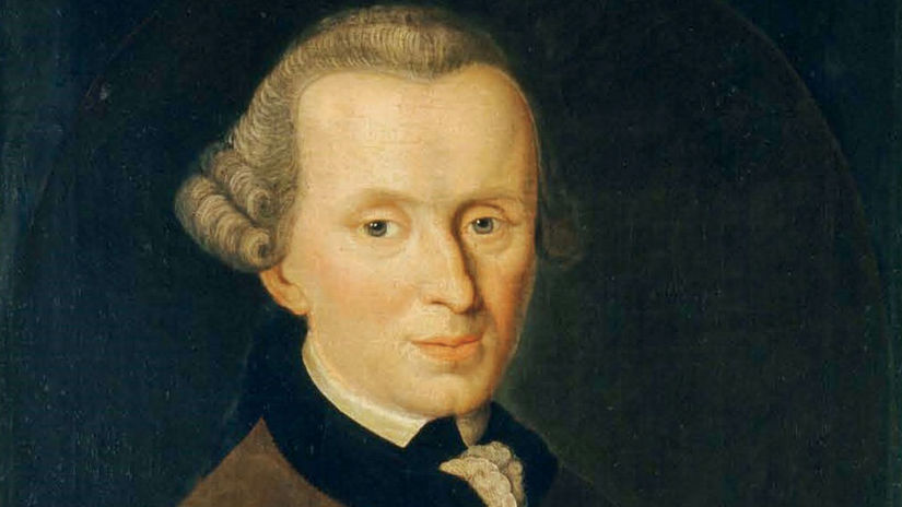 Immanuel Kant, mysliteľ, politológ, filozof