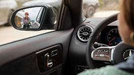 Mercedes-Benz GLA - maskované prototypy 2019