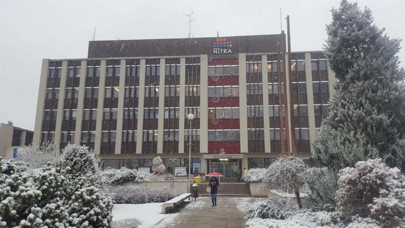 mestský úrad nitra