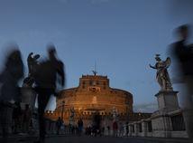 Rím, Anjelský hrad, Taliansko,
