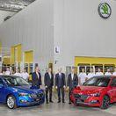 Škoda Scala - spustenie výroby