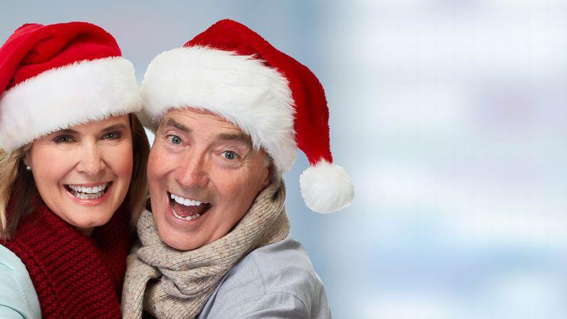 Vianoce, radosť, úsmev