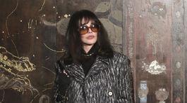 Chanel, prehliadka, Paríž, Matiers d´Art, Pre-Fall 2020, Isabelle Adjani