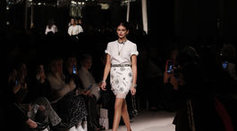 Kaia Gerber Chanel Paríž