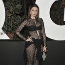 Herečka Julia Fox na evente GQ's Men of the Year Celebration v Hollywoode.