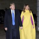 Outfit prvej dámy USA Melanie Trumpovej na oslavách 70. výročia NATO nenašiel pochopenie u britskej novinárky a stĺpčekárky.