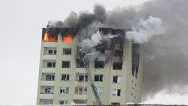 Prešov, výbuch plynu