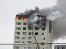 Krajský riaditeľ hasičov: To, čo sa stalo v Prešove, som už dávno nevidel