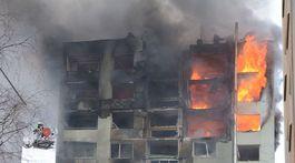 Prešov, výbuch