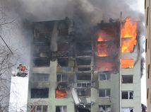 V paneláku v Prešove vybuchol plyn, hlásia päť obetí