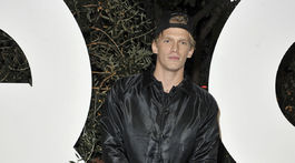 Spevák Cody Simpson tiež dorazil na akciu GQ's Men of the Year Celebration.