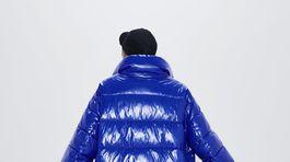 Dámska vatovaná blúzka Zara. Predáva sa za 69,95 eura.