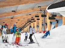 Donovaly, lyžiarska hala