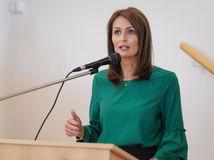 Ministerka Kalavská podala demisiu