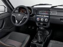 Lada Niva - facelift 2020