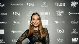 Modelka Soňa Štefková.