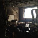 Pozrite si, ako vyzerá interiér prešovského paneláku po výbuchu
