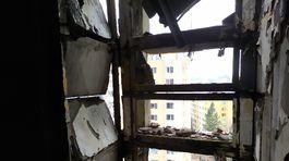 panelák, Prešov, interiér