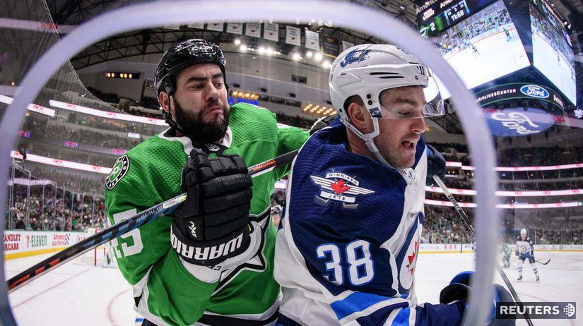 HOCKEY-NHL-DAL-WPG/