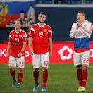 Ruskí futbalisti.