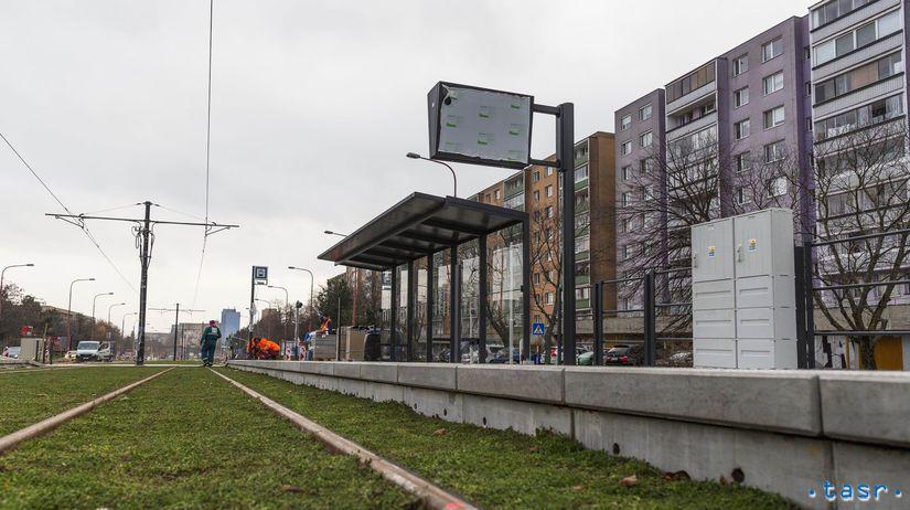 SR doprava mestá električky rekonsštrukcia...