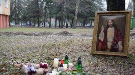 výbuch, panelák, Prešov, 10. 12.