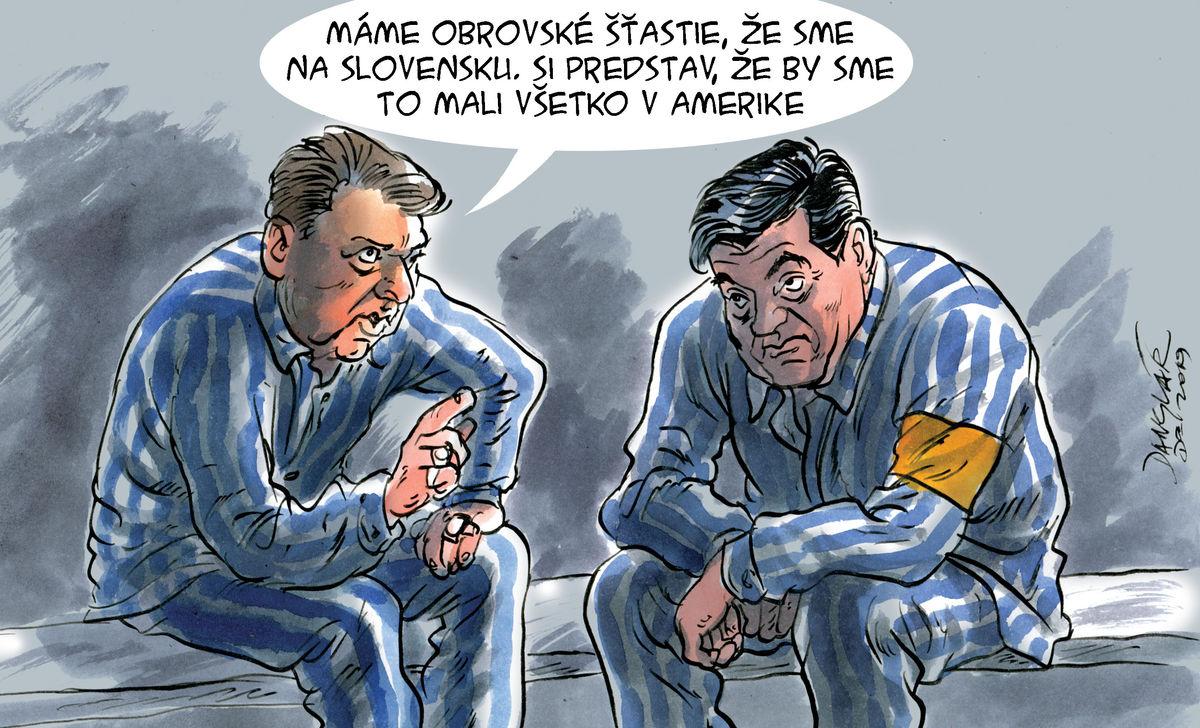 Karikatúra 12.12.2019