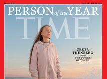 Greta Thunbergová, Time
