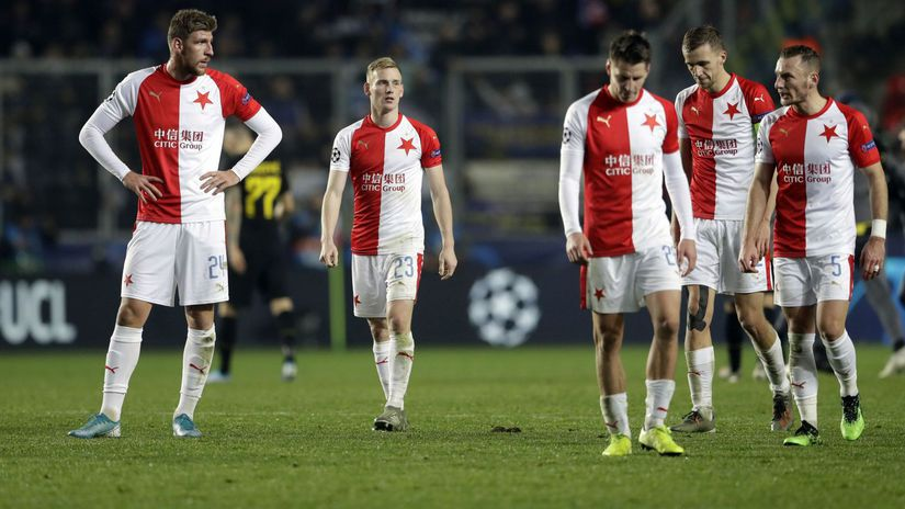 Slavia futbal