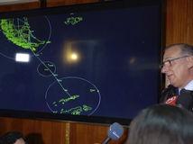 Čile Antarktída lietadlo zmiznutie