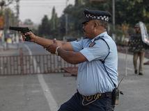 India demonštrácie imigranti protesty