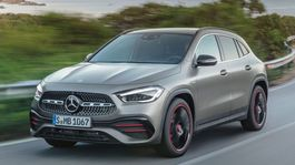 Mercedes-Benz GLA - 2020