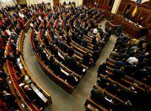ukrajina, parlament