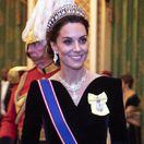 Vojvodkyňa Kate sa ozdobila Dianinou obľúbenou tiarou! Bola hviezdou večera