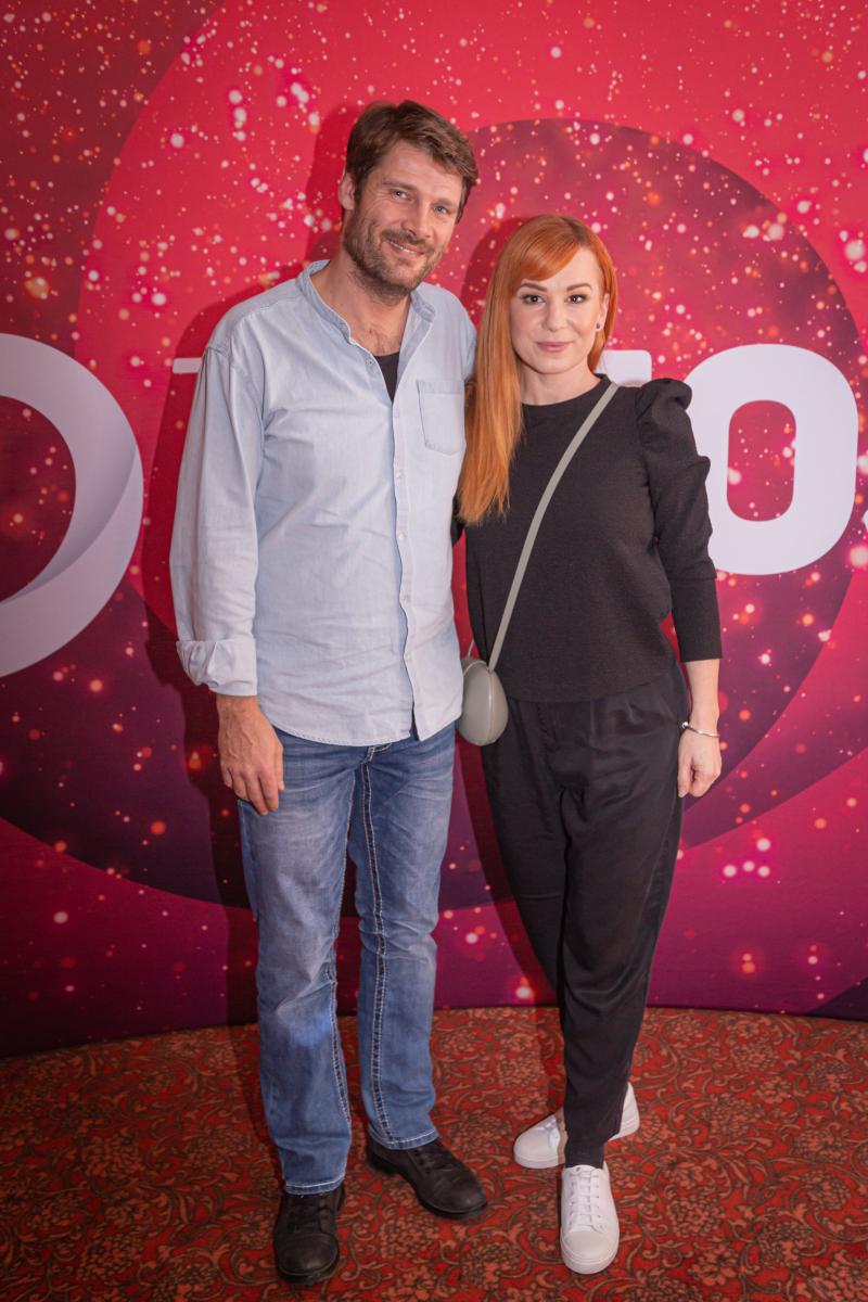 Milo Kráľ a Helena Krajčiová