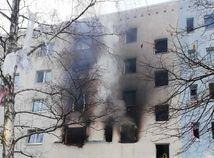 Nemecko / explózia / výbuch / panelák / obytný dom / bytovka /