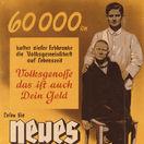plagát, nacistické Nemecko,