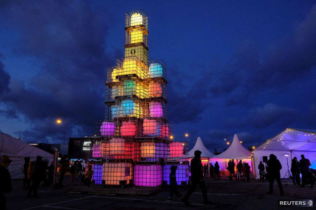 Vianoce, Estónsko, Viimsi