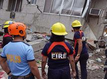 Filipíny zemetrasenie
