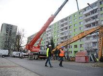 Prešov čaká ťažká skúška: búranie paneláka na Mukačevskej ulici