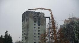 buranie panelak Presov