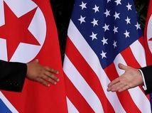Severná Kórea / USA / Trump / Kim Čong-un