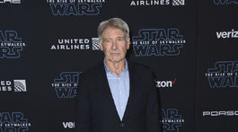 Herec Harrison Ford.