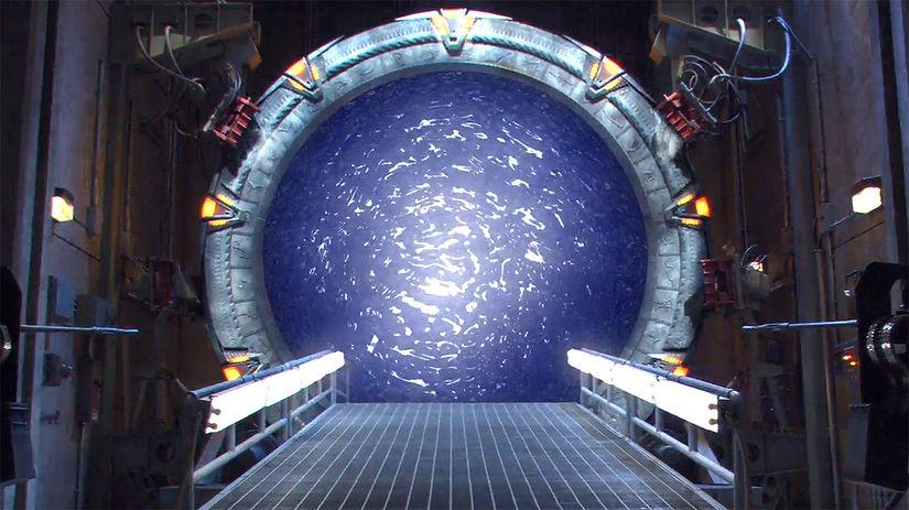 stargate, hviezdna brána,