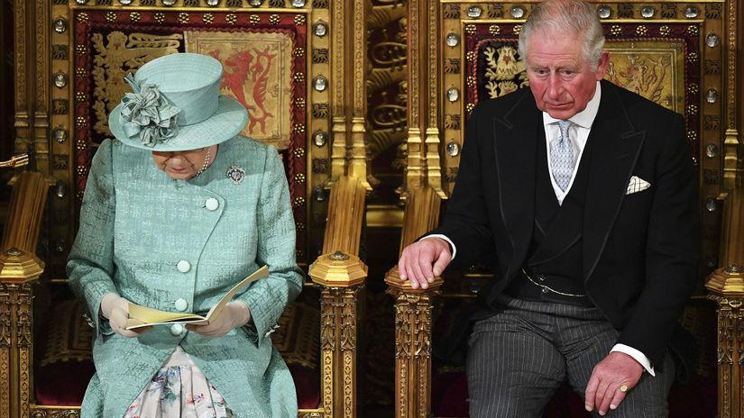 británia Kráľovná Alžbeta II. brexit