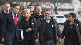 SÚDY: Kauza vraždy Jána Kuciaka a jeho snúbenice