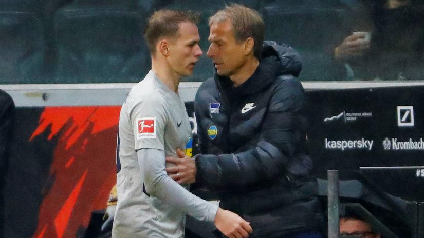 Ondrej Duda,  Jürgen Klinsmann