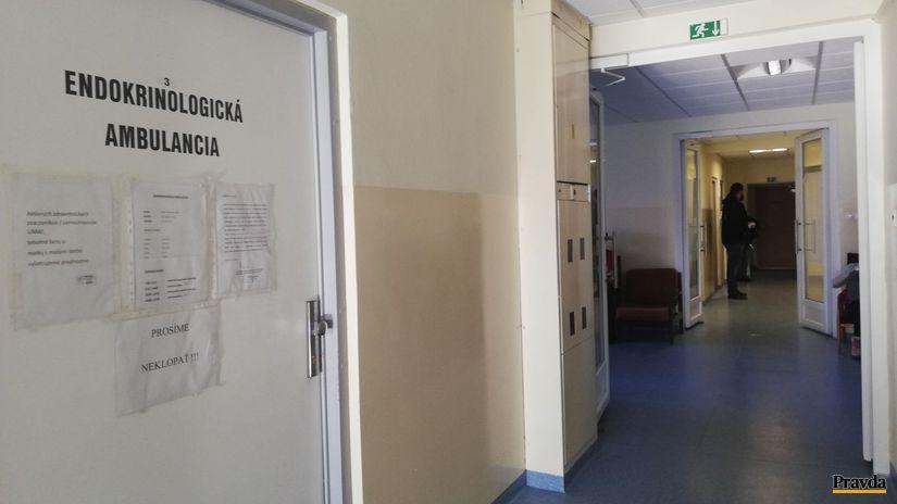 endokrinológia martin ambulancia